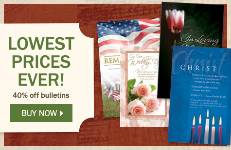 Lowest Price Ever! on Bulletins