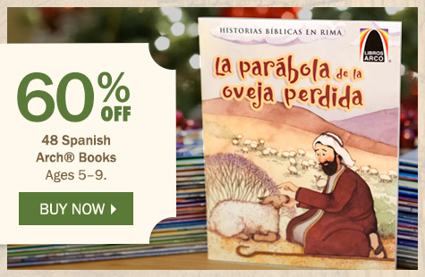 60% off Spanish Arch Books