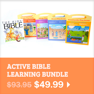 Active Bible Learning Bundle